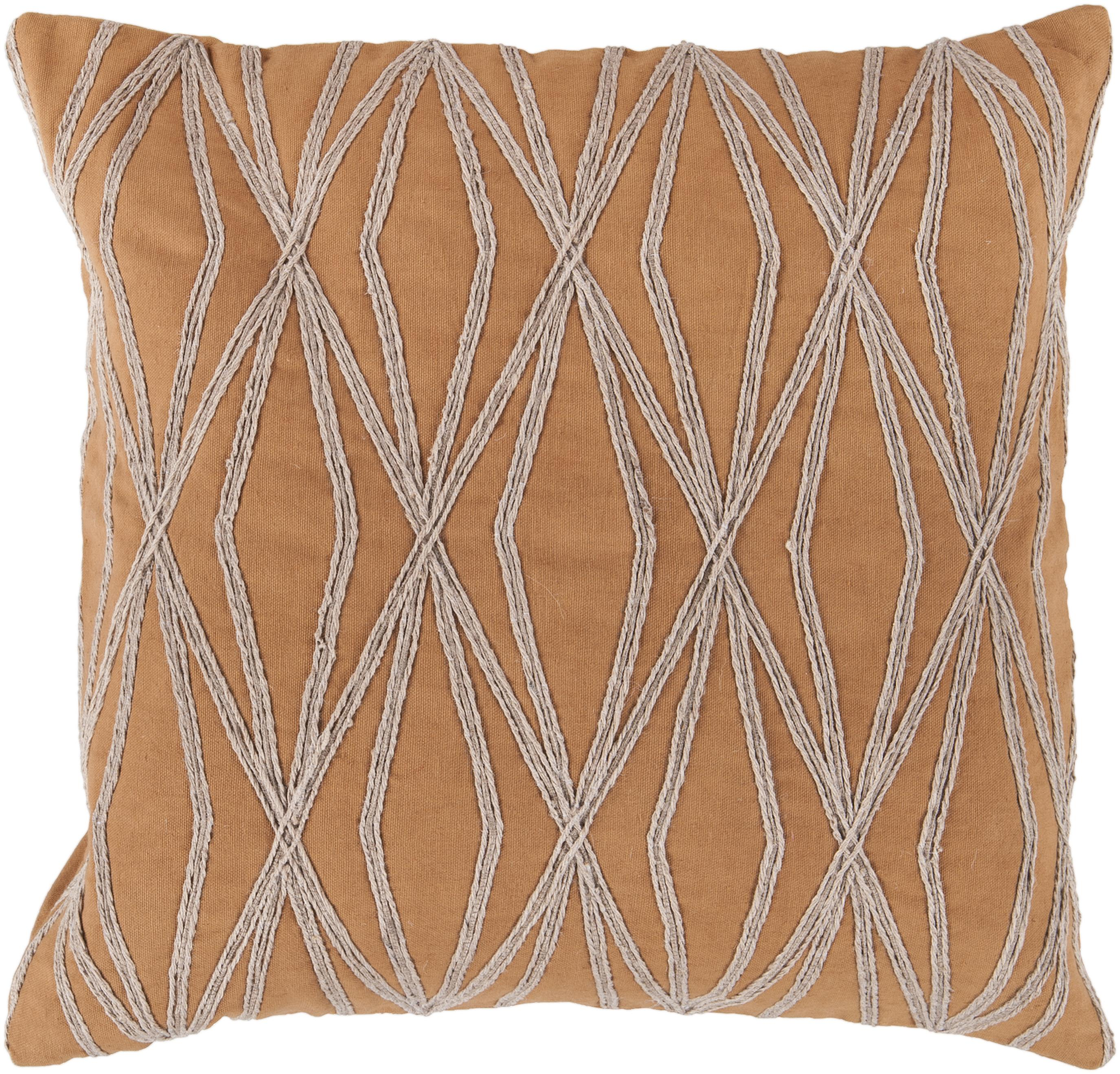 "Surya Pillows 22"" x 22"" Pillow - Item Number: COM024-2222P"