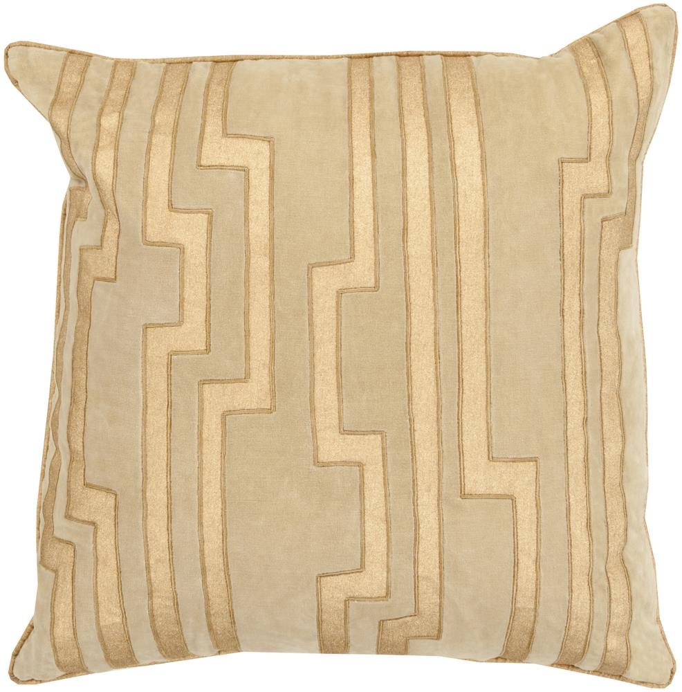"Surya Pillows 18"" x 18"" Pillow - Item Number: COV002-1818P"