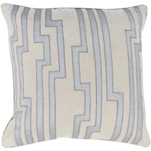 "Surya Rugs Pillows 18"" x 18"" Velocity Pillow"