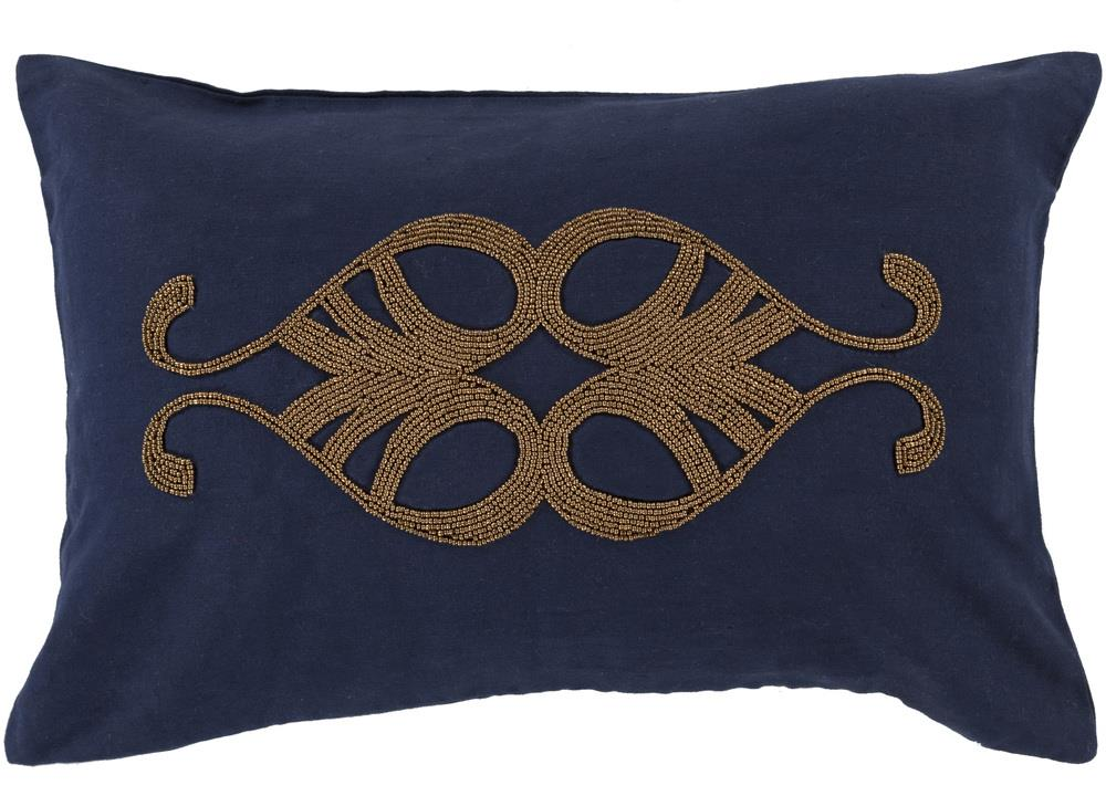 "Surya Pillows 13"" x 20"" Decorative Pillow - Item Number: CR001-1320P"