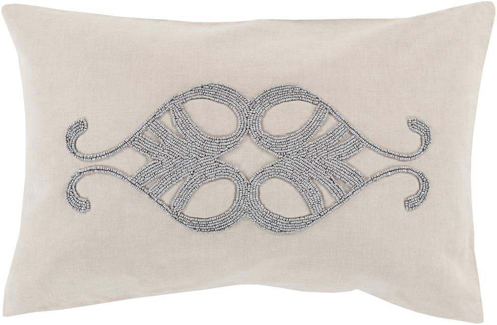 "Surya Rugs Pillows 13"" x 20"" Decorative Pillow - Item Number: CR004-1320P"