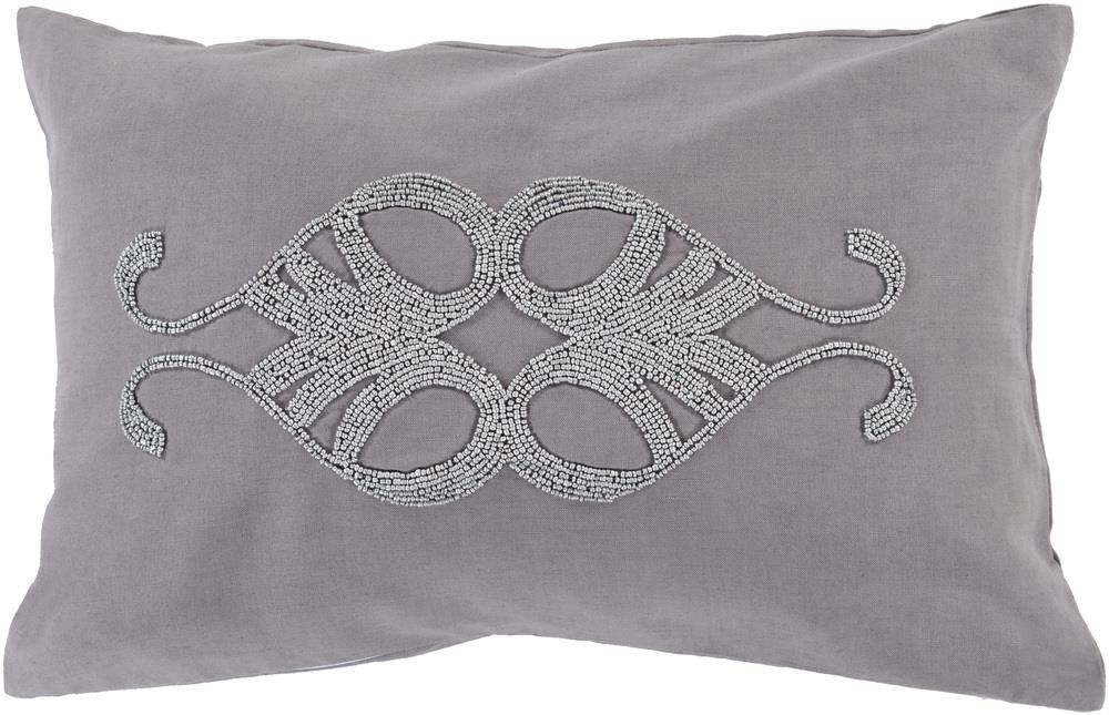 "Surya Pillows 13"" x 20"" Decorative Pillow - Item Number: CR005-1320P"
