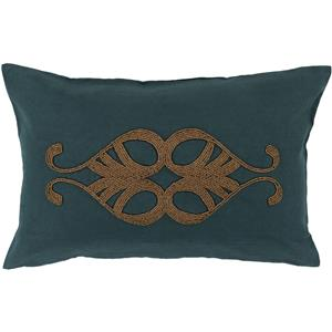 "Surya Pillows 13"" x 20"" Decorative Pillow"