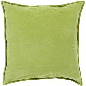 "Surya Rugs Pillows 20"" x 20"" Cotton Velvet Pillow"