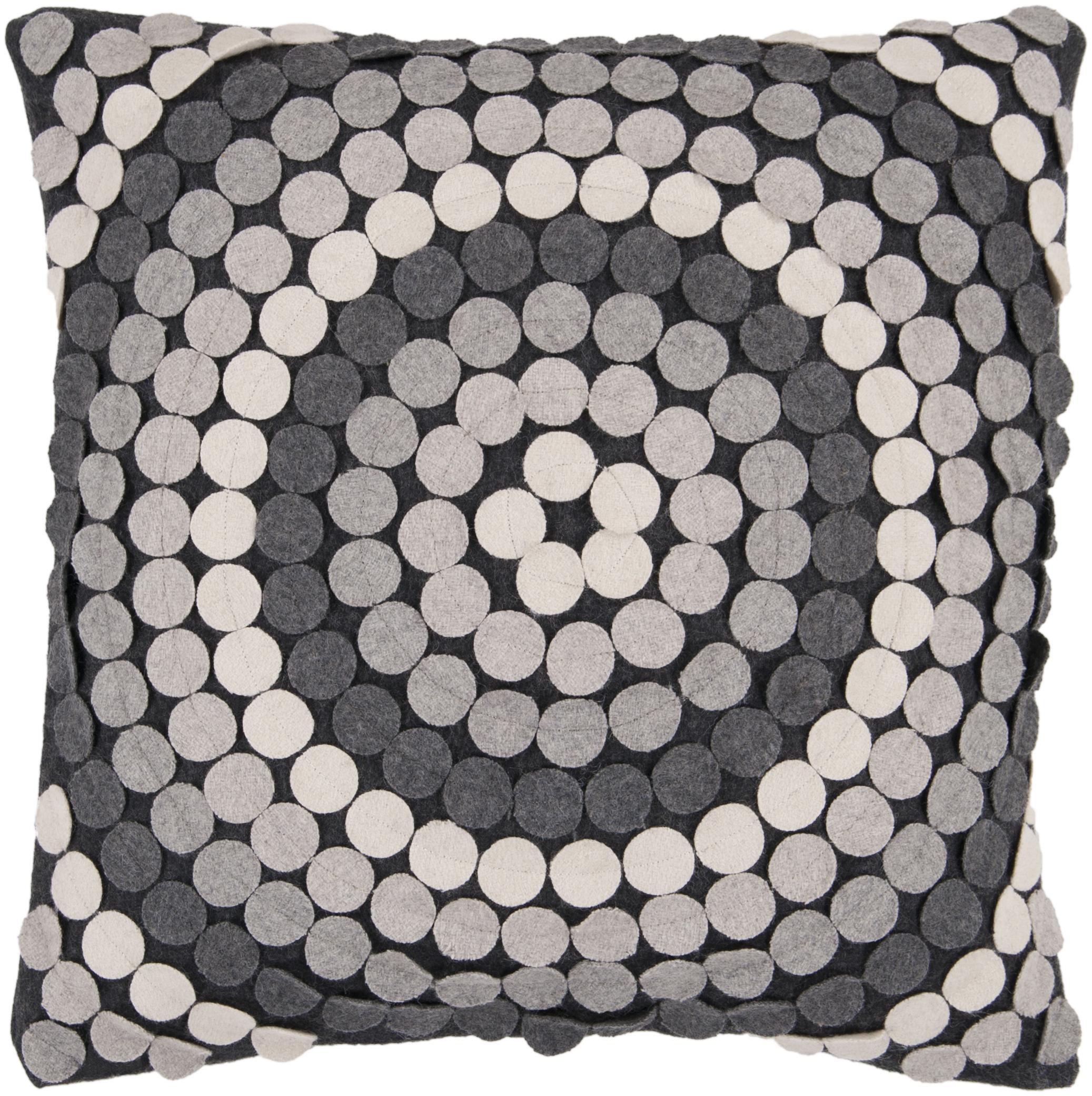 """Surya Rugs Pillows 18"""" x 18"""" Pillow - Item Number: CW056-1818P"""