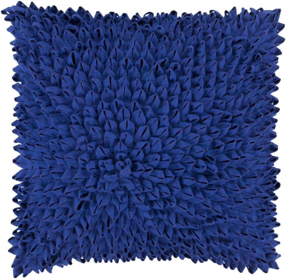 """Surya Pillows 18"""" x 18"""" Decorative Pillow - Item Number: DA002-1818P"""
