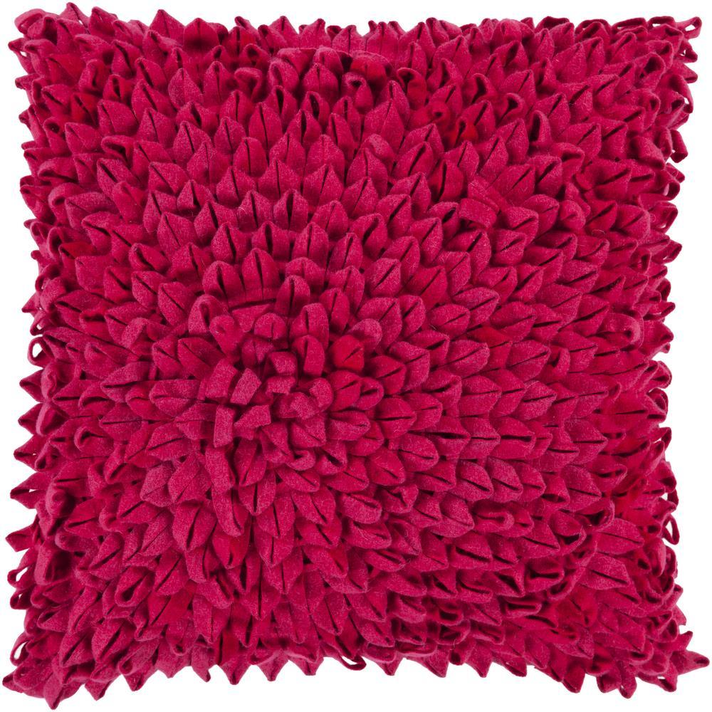 """Surya Rugs Pillows 20"""" x 20"""" Decorative Pillow - Item Number: DA003-2020P"""
