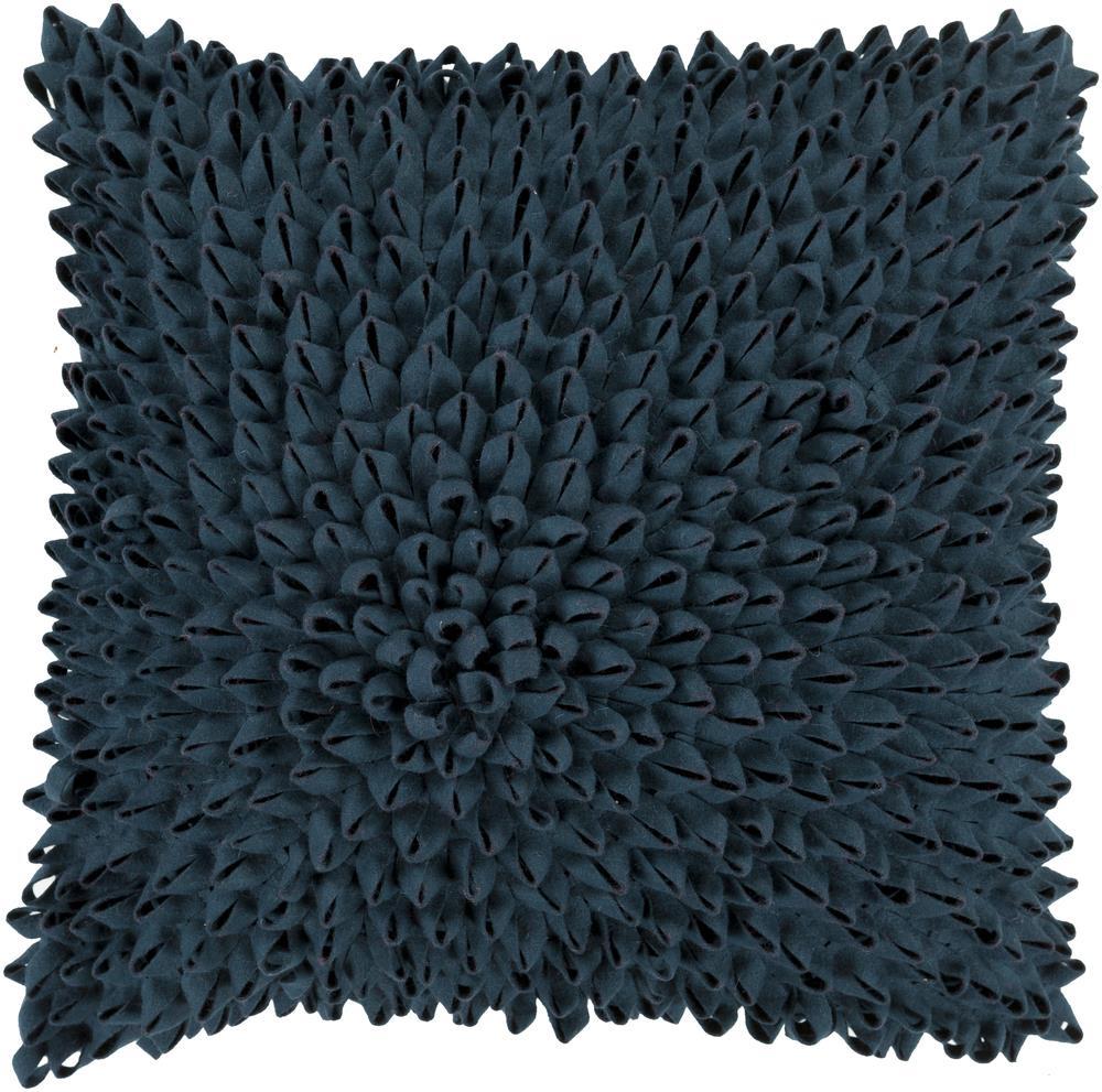 """Surya Pillows 20"""" x 20"""" Decorative Pillow - Item Number: DA005-2020P"""