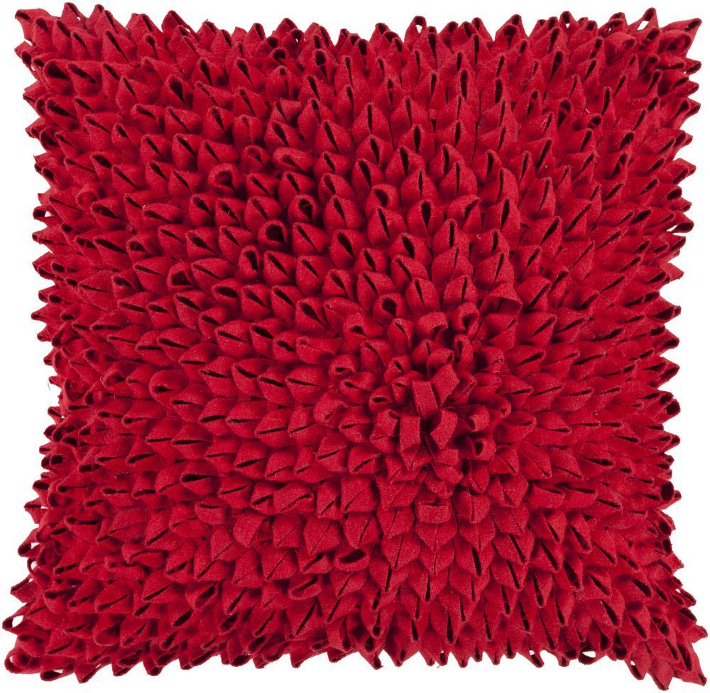 """Surya Pillows 18"""" x 18"""" Decorative Pillow - Item Number: DA006-1818P"""