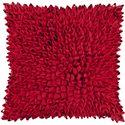 """Surya Rugs Pillows 18"""" x 18"""" Decorative Pillow - Item Number: DA006-1818P"""