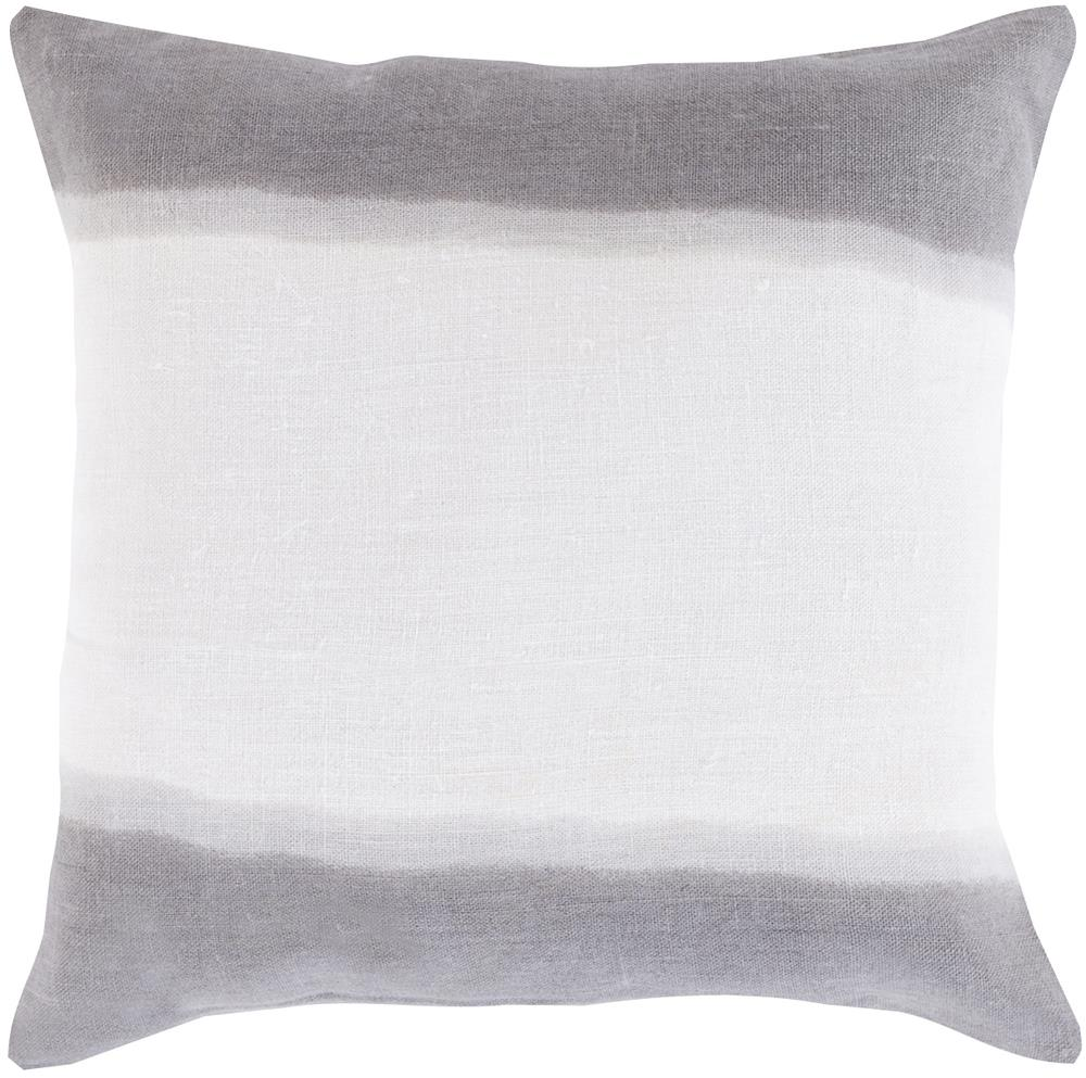 "Surya Pillows 22"" x 22"" Double Dip Pillow - Item Number: DD003-2222P"