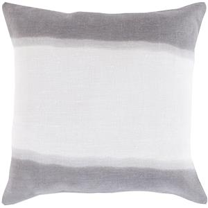 "Surya Pillows 22"" x 22"" Double Dip Pillow"