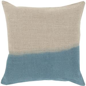 "22"" x 22"" Dip Dyed Pillow"