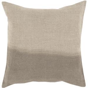 """20"""" x 20"""" Dip Dyed Pillow"""