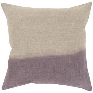 """Surya Pillows 22"""" x 22"""" Dip Dyed Pillow"""