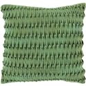 "Surya Pillows 22"" x 22"" Decorative Pillow - Item Number: ED001-2222P"