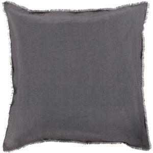 "Surya Rugs Pillows 18"" x 18"" Eyelash Pillow"