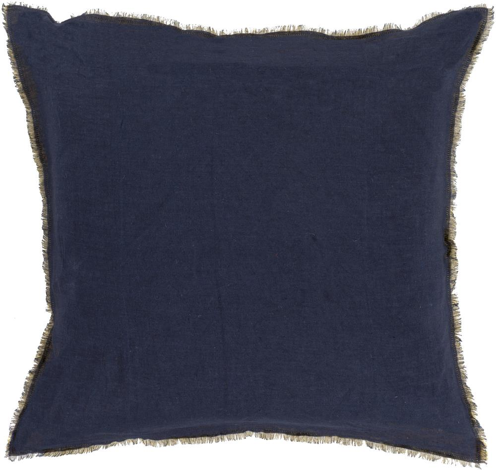 "Surya Pillows 18"" x 18"" Eyelash Pillow - Item Number: EYL008-1818P"