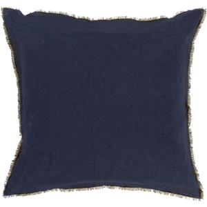 "Surya Pillows 22"" x 22"" Eyelash Pillow"