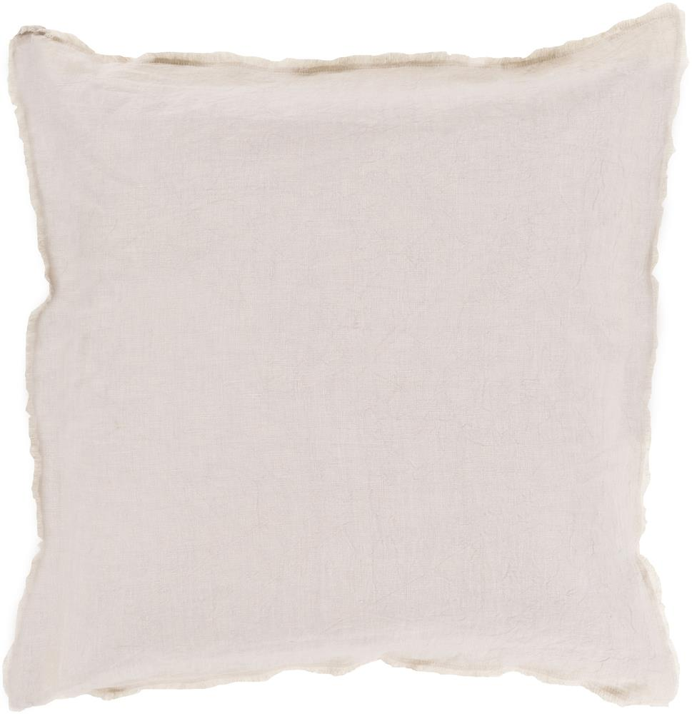 "Surya Pillows 18"" x 18"" Eyelash Pillow - Item Number: EYL009-1818P"