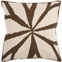 """Surya Pillows 22"""" x 22"""" Pillow - Item Number: FA011-2222P"""