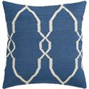 "Surya Rugs Pillows 22"" x 22"" Pillow - Item Number: FA021-2222P"