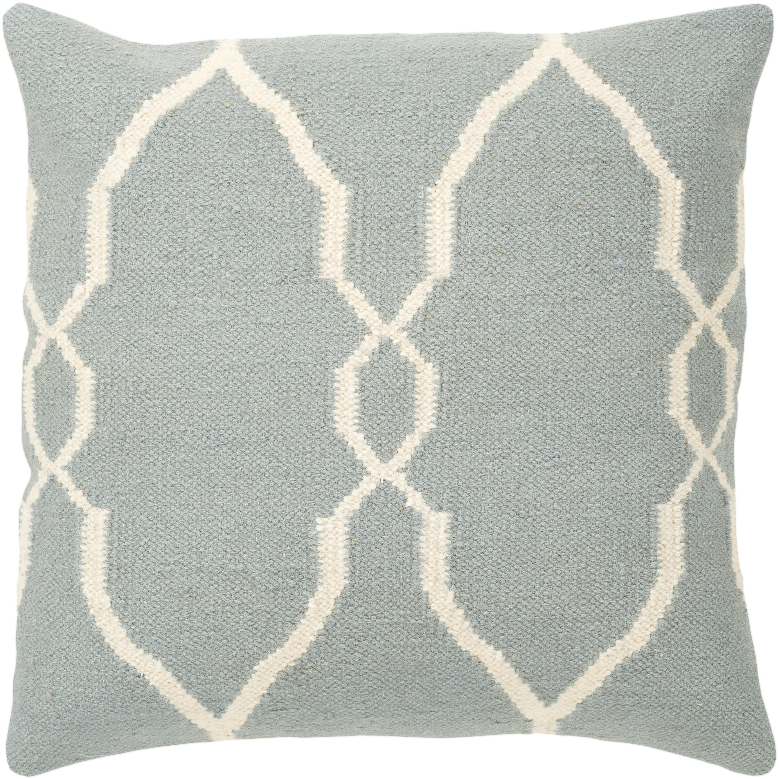 "Surya Pillows 18"" x 18"" Pillow - Item Number: FA022-1818P"