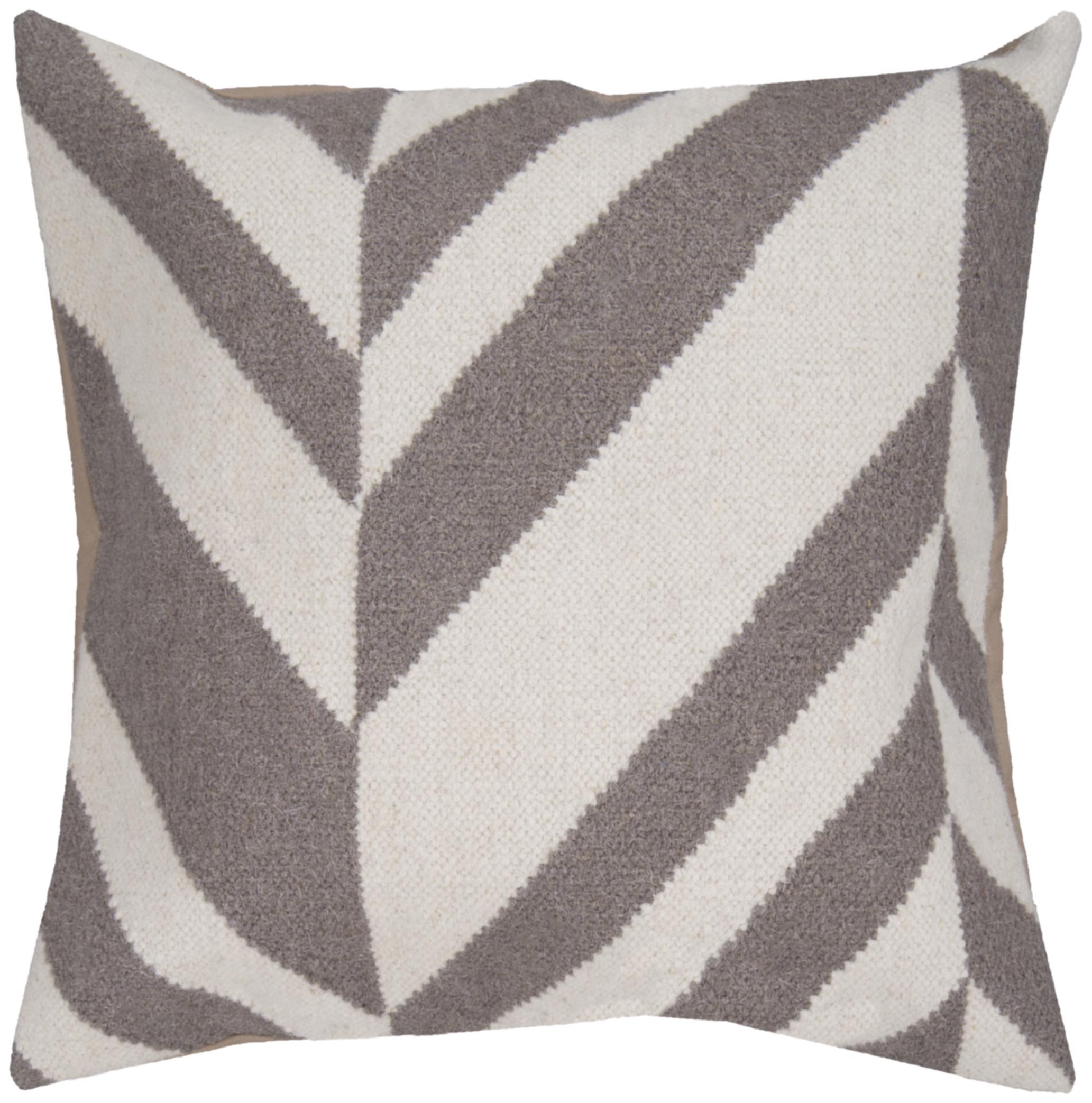 """Surya Rugs Pillows 18"""" x 18"""" Pillow - Item Number: FA035-1818P"""