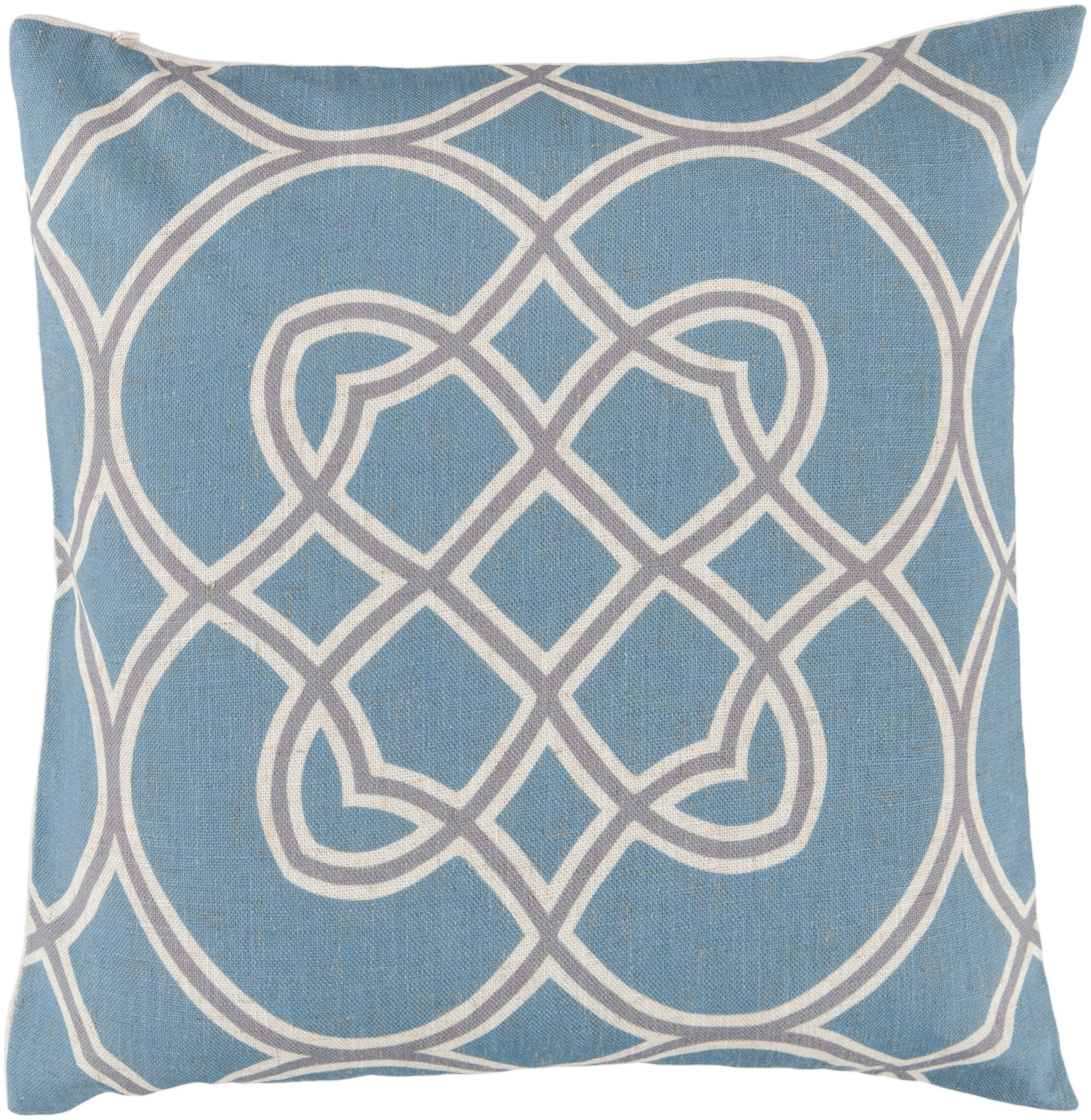 "Surya Pillows 18"" x 18"" Pillow - Item Number: FF005-1818P"
