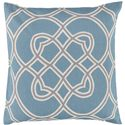 "Surya Pillows 22"" x 22"" Pillow - Item Number: FF005-2222P"