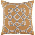 "Surya Pillows 18"" x 18"" Pillow - Item Number: FF006-1818P"