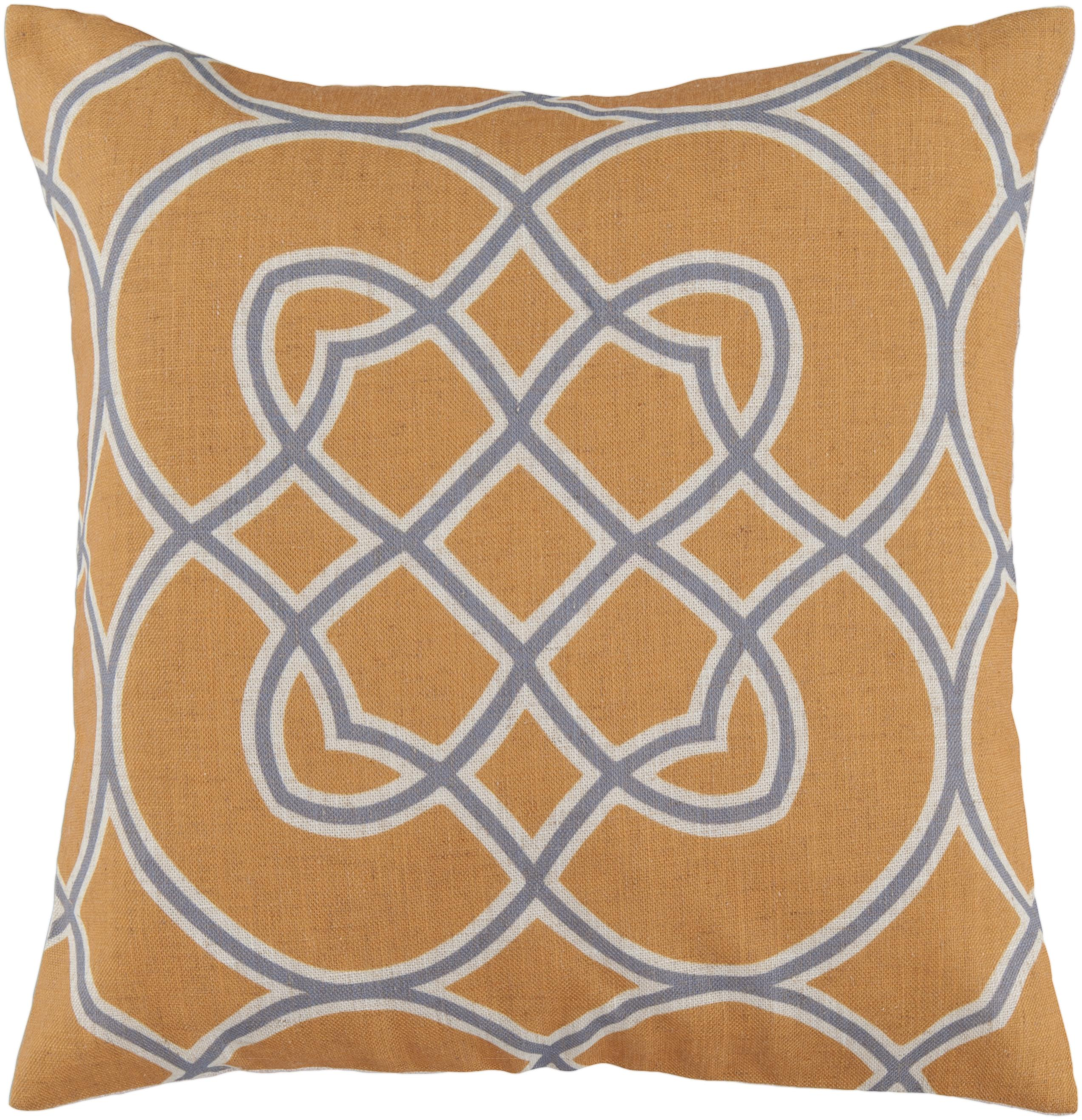 "Surya Pillows 22"" x 22"" Pillow - Item Number: FF006-2222P"