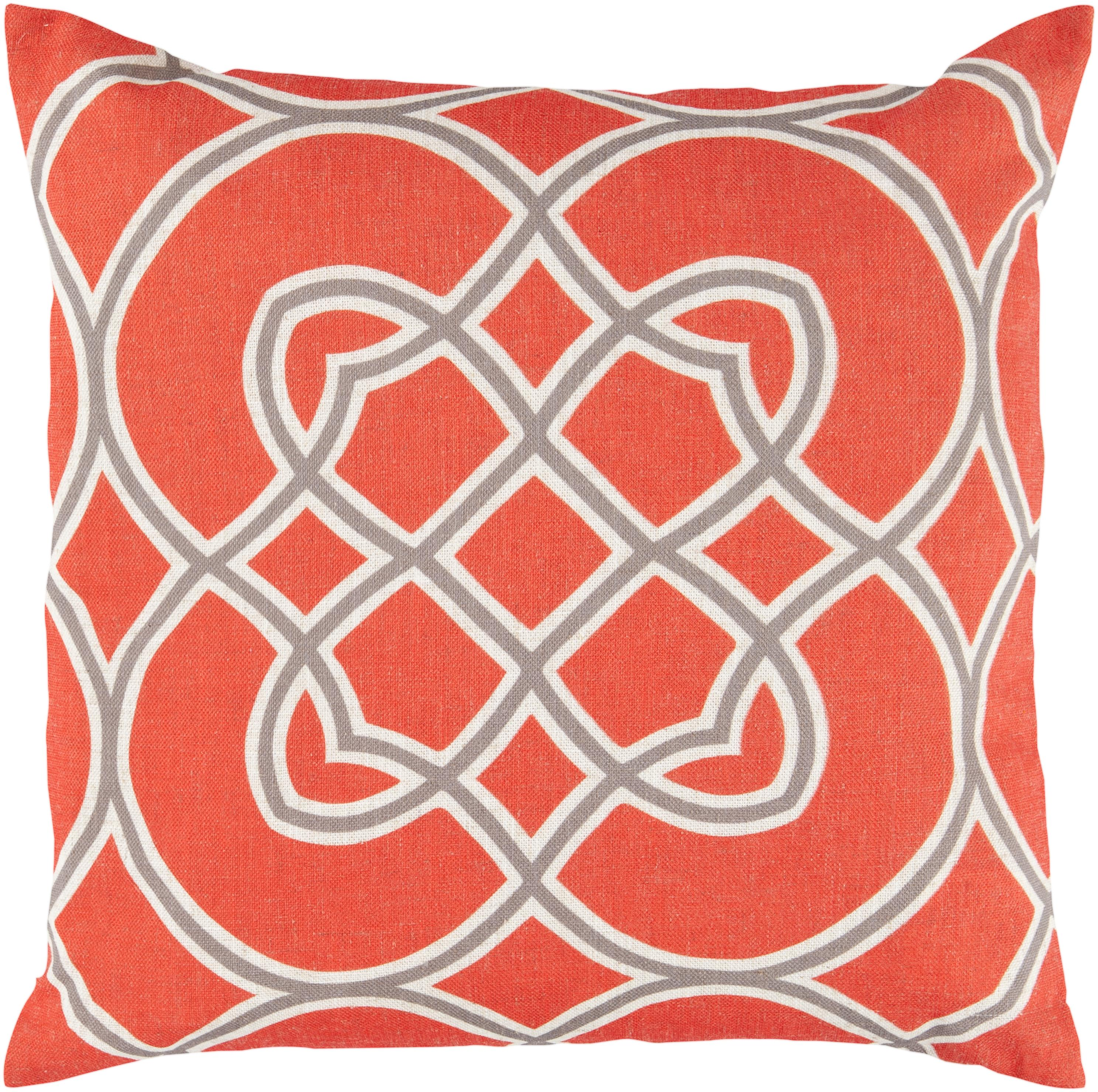 "Surya Rugs Pillows 22"" x 22"" Pillow - Item Number: FF020-2222P"