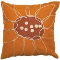 """Surya Pillows 18"""" x 18"""" Pillow - Item Number: FU2003-1818P"""