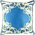 """Surya Rugs Pillows 22"""" x 22"""" Decorative Pillow - Item Number: GE001-2222P"""