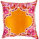 "Surya Rugs Pillows 18"" x 18"" Decorative Pillow - Item Number: GE002-1818P"