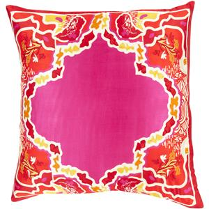 "Surya Pillows 22"" x 22"" Decorative Pillow"