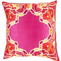"Surya Pillows 22"" x 22"" Decorative Pillow - Item Number: GE003-2222P"