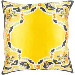 """Surya Rugs Pillows 18"""" x 18"""" Decorative Pillow"""