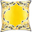 "Surya Rugs Pillows 18"" x 18"" Decorative Pillow - Item Number: GE004-1818P"