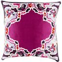 "Surya Pillows 18"" x 18"" Decorative Pillow - Item Number: GE006-1818P"