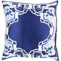 "Surya Pillows 18"" x 18"" Decorative Pillow - Item Number: GE007-1818P"