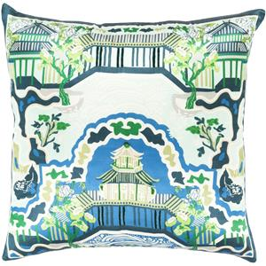 "Surya Pillows 20"" x 20"" Decorative Pillow"