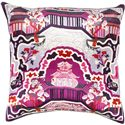 "Surya Rugs Pillows 20"" x 20"" Decorative Pillow - Item Number: GE012-2020P"