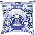 "Surya Rugs Pillows 18"" x 18"" Decorative Pillow - Item Number: GE013-1818P"