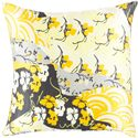 "Surya Pillows 22"" x 22"" Decorative Pillow - Item Number: GE014-2222P"