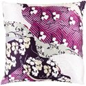 "Surya Pillows 18"" x 18"" Decorative Pillow - Item Number: GE015-1818P"