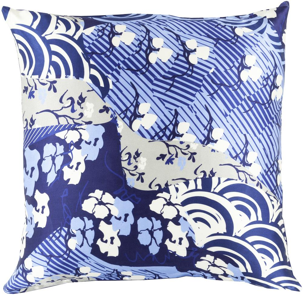 "Surya Rugs Pillows 20"" x 20"" Decorative Pillow - Item Number: GE016-2020P"
