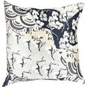 "Surya Pillows 20"" x 20"" Decorative Pillow - Item Number: GE017-2020P"