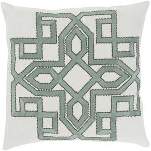 """Surya Pillows 20"""" x 20"""" Gatsby Pillow"""